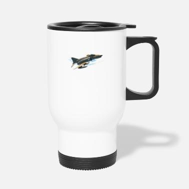 Royal Airforce F4 Phantom Airforce Pilot Veteran Gift - Travel Mug