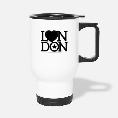 London London London London - Travel Mug