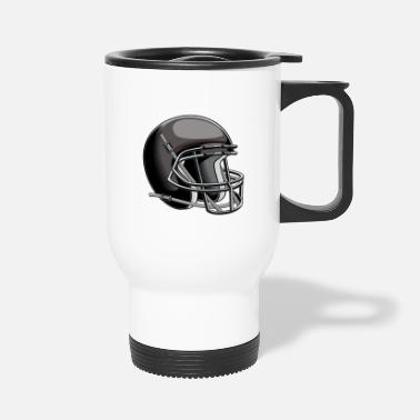 Helmet Football Helmet - Travel Mug