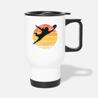 Offence American Football Offense - Travel Mug