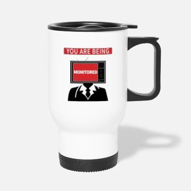 Monitoring Monitoring - Travel Mug