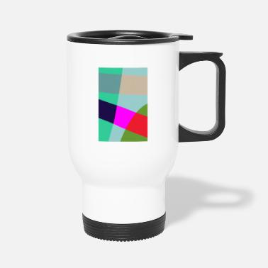 Crook wry chaos - Travel Mug