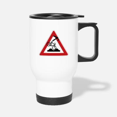 Road Sign Road Sign - Travel Mug