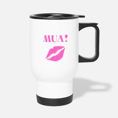A Kiss kiss - Travel Mug