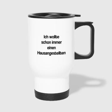 bachelor hen party hen party bride - Travel Mug