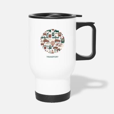 Transport transport - Travel Mug