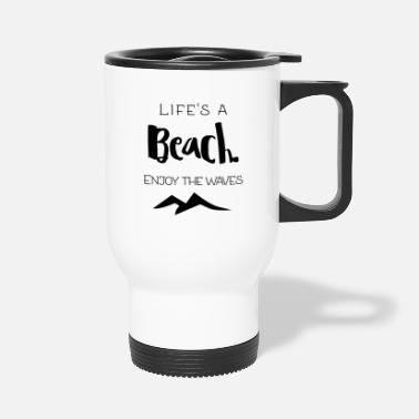 Quotes Quotes - Travel Mug