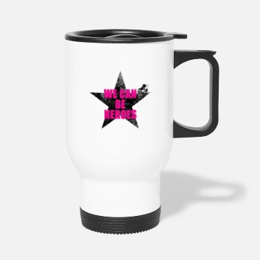 Heavy Metal ROCK ART - Travel Mug