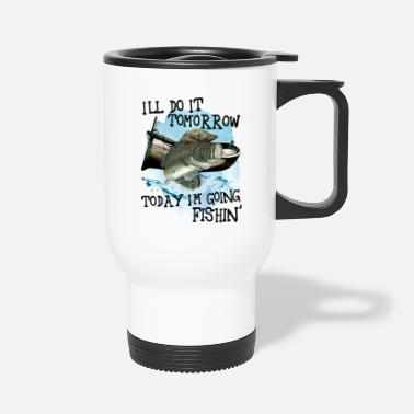 Fisherman Fisherman - Travel Mug