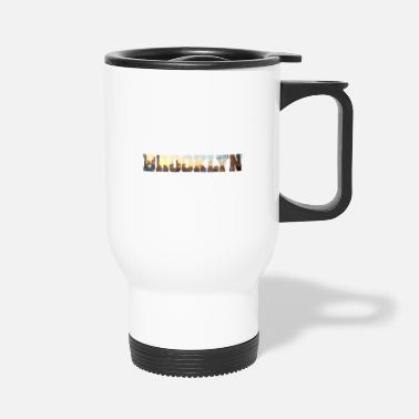 Underground Brooklyn - NYC - New York City - Manhattan - NY - Travel Mug