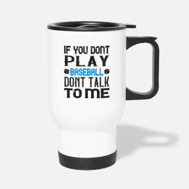 Open Baseball Gifts - Travel Mug