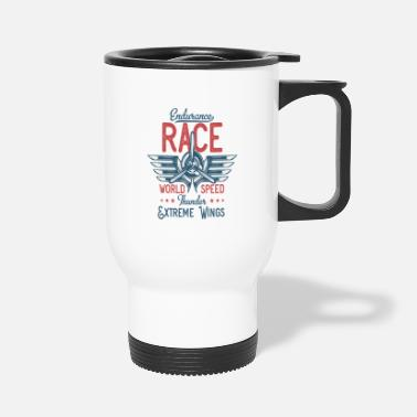 Endurance Endurance Race - Travel Mug