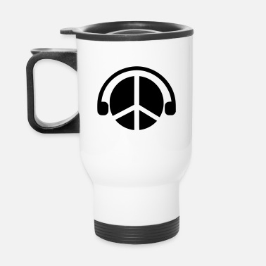 Dj &amp MUSIC UNITED - Travel Mug