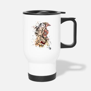 White Tiger White Tiger - Travel Mug