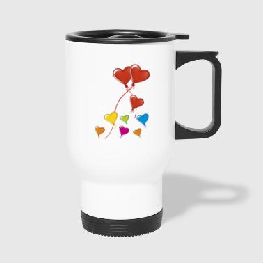 valentine's day - Travel Mug