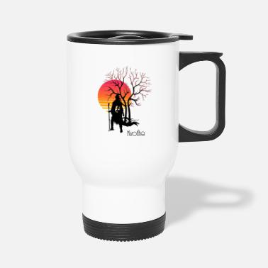 Ademre kvothe. The name of the wind. - Travel Mug