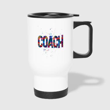 Coach - Travel Mug