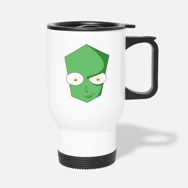 Martian Cool Martian - Travel Mug