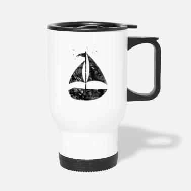 Sailboat Sailboat - Travel Mug