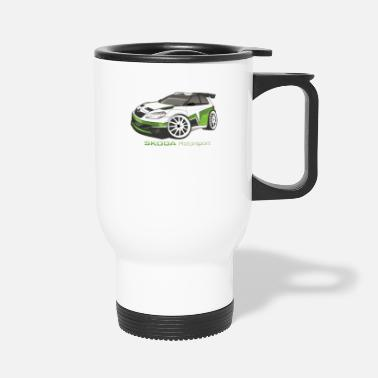 Motorsport Skoda Motorsport - Travel Mug