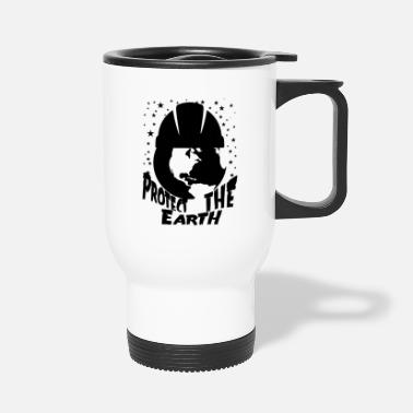 Protect Protect the earth - Travel Mug
