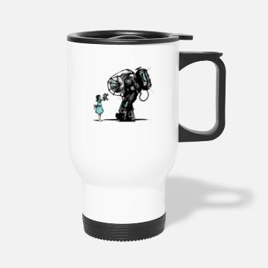 Big Bioshock Big Daddy - Travel Mug
