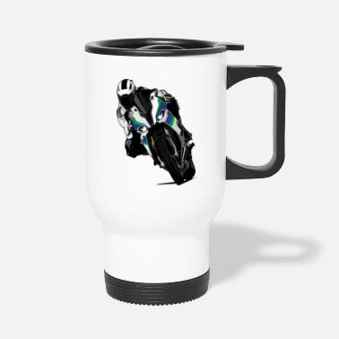 Motor The Road Racer - Travel Mug