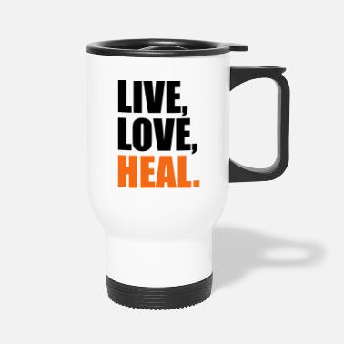 Healing heal - Travel Mug