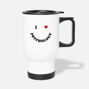 Psychology Student Psychology - Travel Mug