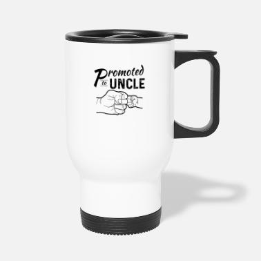 Uncle Promoted To Uncle - Travel Mug