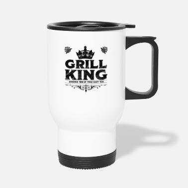 Grillmaster Grill King - Travel Mug