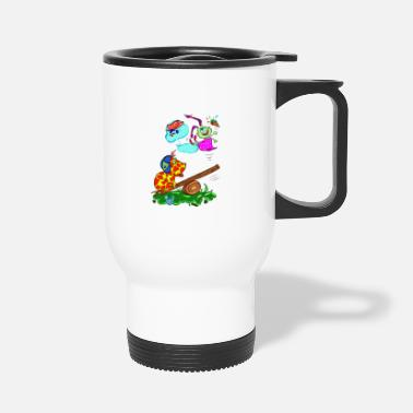 Creature Let's play - Travel Mug
