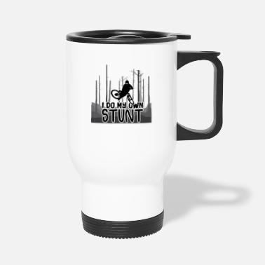 Stunt Stunt - Travel Mug