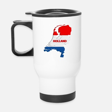 Holland Holland map - Travel Mug