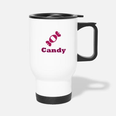 Candy Candy - Travel Mug