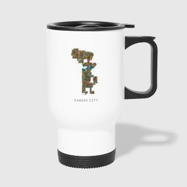 Kansas City kansas city - Travel Mug