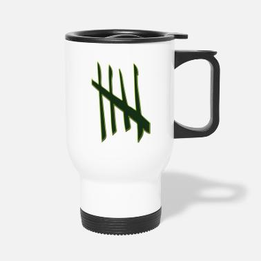 Prison prisoner - Travel Mug