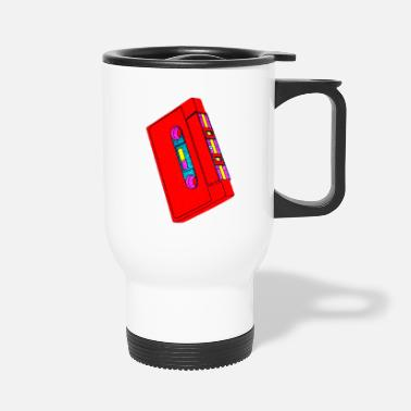 Mp3 VINTAGE CASSETTE - Travel Mug