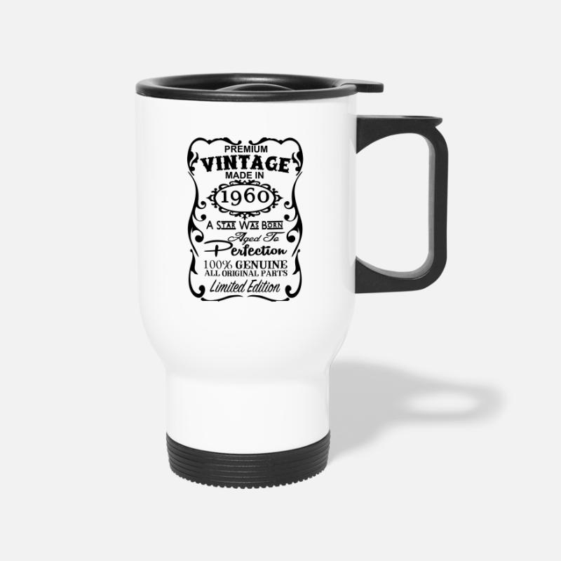 57th Birthday Gift Ideas For Men And Women Unique Travel Mug