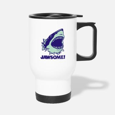 Jawsome Jaws - Travel Mug