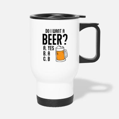 Mason Pods Beer Craft Beer - Travel Mug