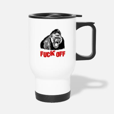Off FUCK OFF - Travel Mug