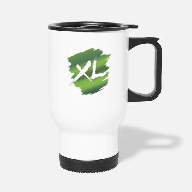 Large Extra Large - Travel Mug