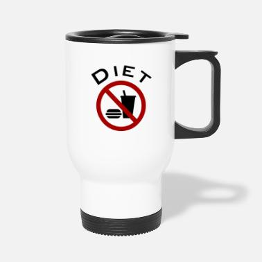 Diet diet - Travel Mug