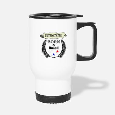 United States united states - Travel Mug