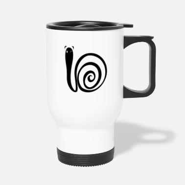 Worms worm - Travel Mug