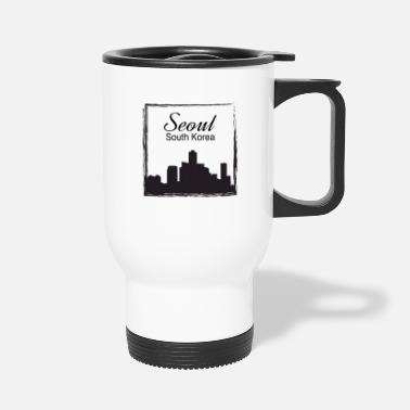 Places Of Interest Seoul South Korea - Travel Mug