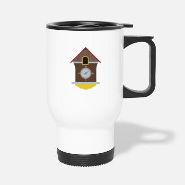 Cuckoo Cuckoo Clock - Travel Mug