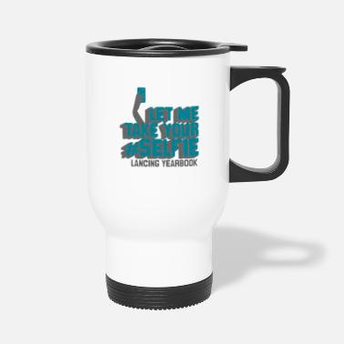 Lance Lancing Yearbook - Travel Mug