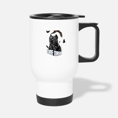 Black Dog Black dog - Travel Mug